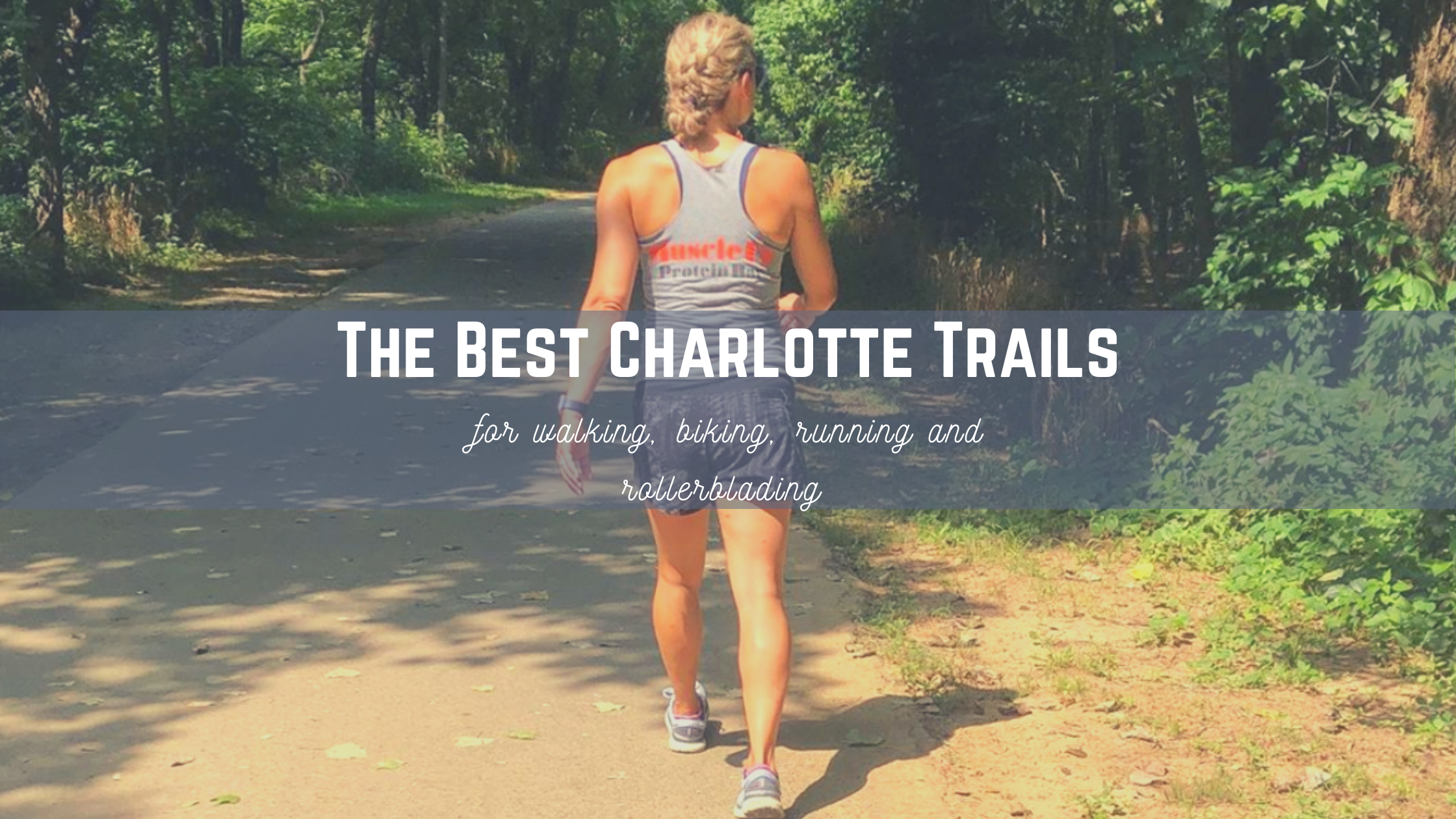The Best Charlotte Trails